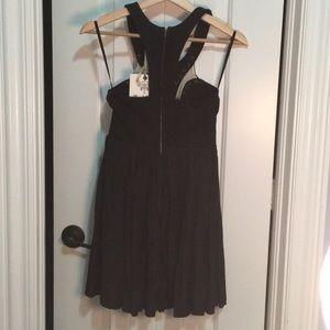 LF Dresses - Black mini dress